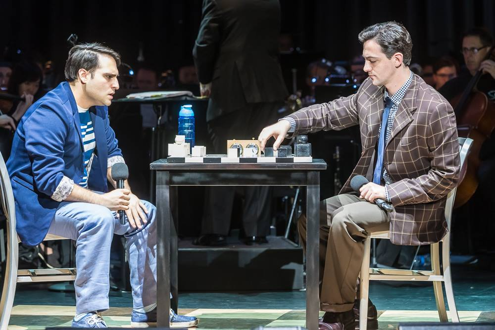 Chess: the musical @ Irvine Barclay Theatre in Irvine - Review