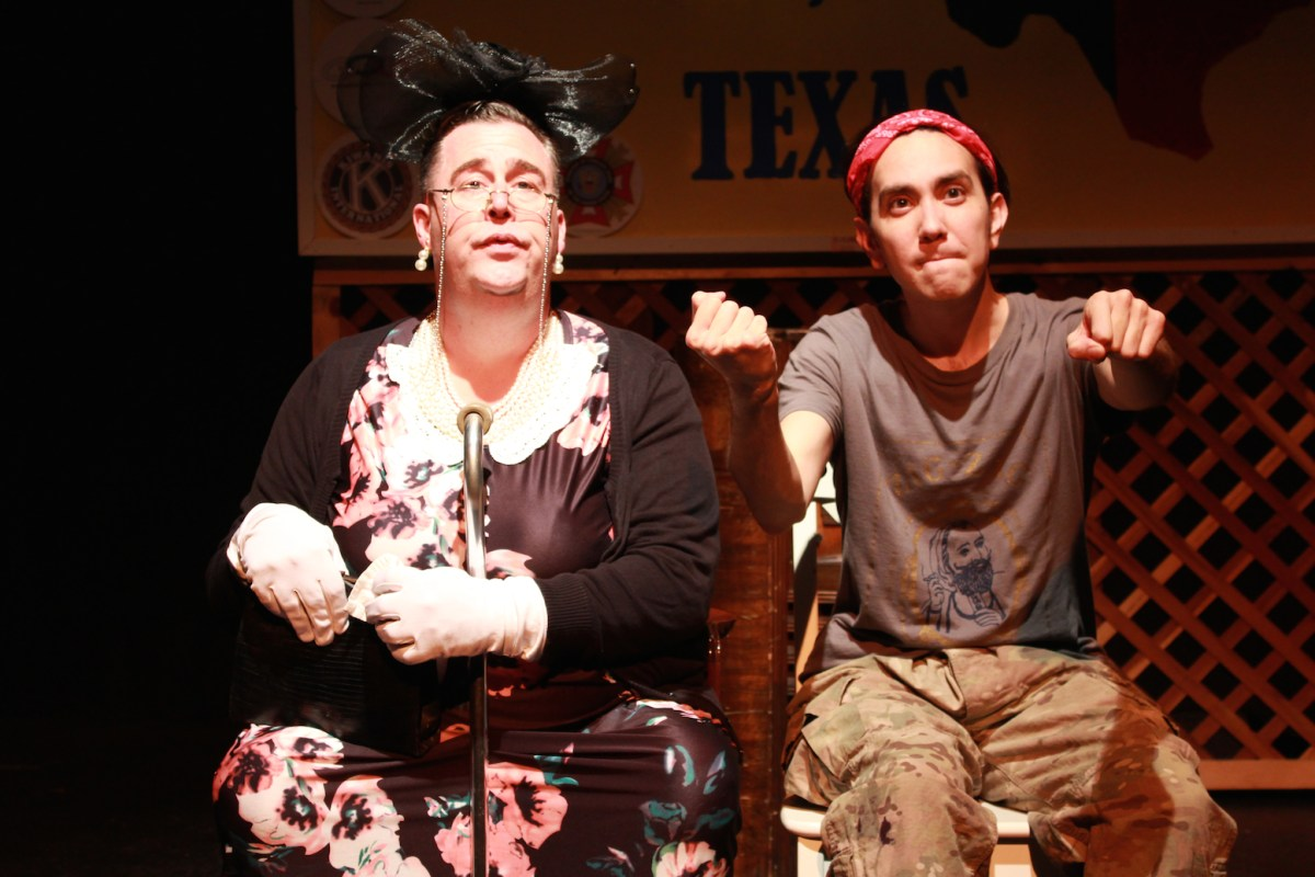 Greater Tuna @ STAGEStheatre in Fullerton - Review