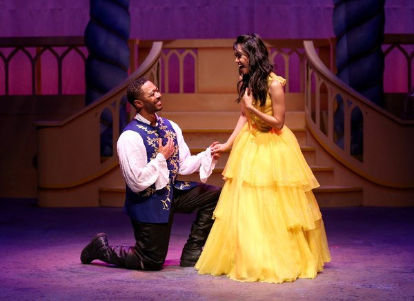 Beauty And The Beast: A Christmas Rose @ Laguna Playhouse - Review