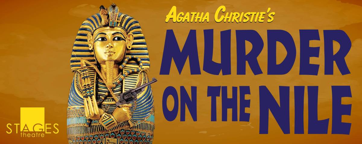 STAGEStheatre Presents:  Agatha Christie's Murder on the Nile in Fullerton - Review