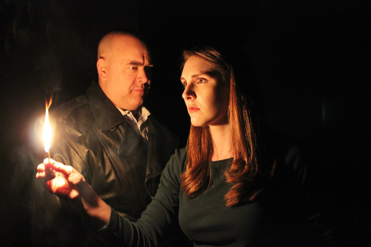 Wait Until Dark @ Camino Real Playhouse in San Juan Capistrano - Review