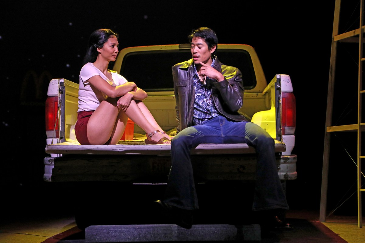 POOR YELLA REDNECKS @ South Coast Repertory - Review