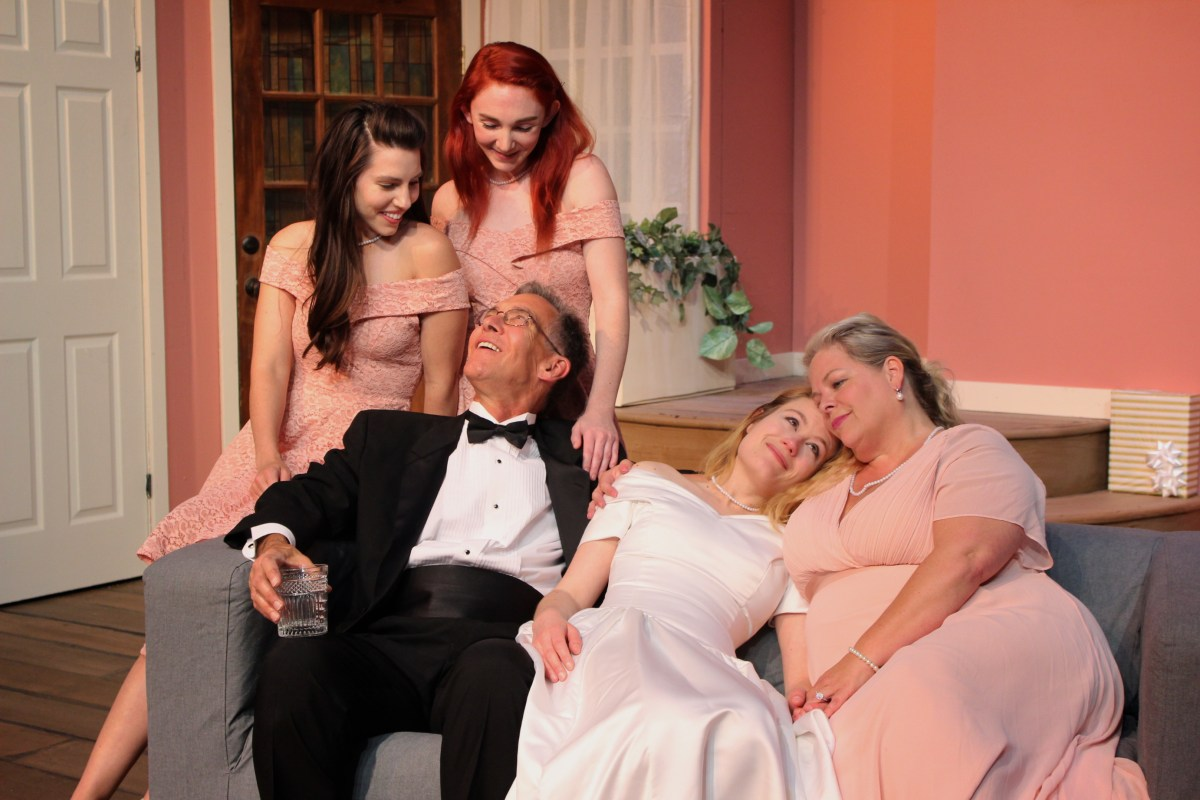 One Slight Hitch @ STAGEStheatre - Review