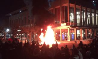 berkeleyprotestfire