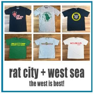 Rat City!