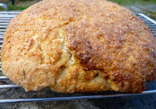 Norfolk scone
