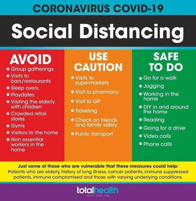 For now, it's safe to run during the coronavirus outbreak.