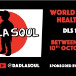 Advert for the Dad La Soul World Mental Health Day 10k sponsored by The Ordinary Runner