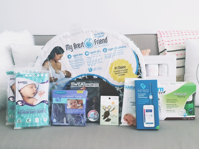 Holistic New Baby Essentials Giveaways The Organic Beauty