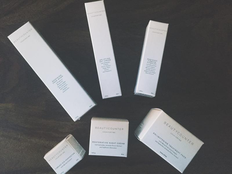 Beautycounter Countertime Collection | The Organic Beauty Blog
