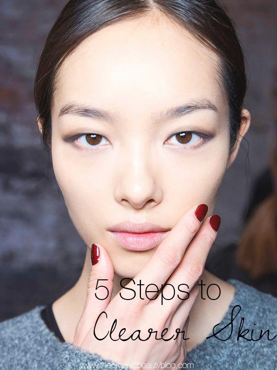 5-steps-for-clearer-skin
