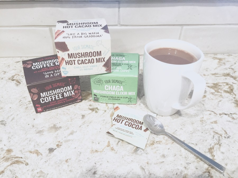 Four Sigmatic Mushrooms Elixirs | The Organic Beauty Blog