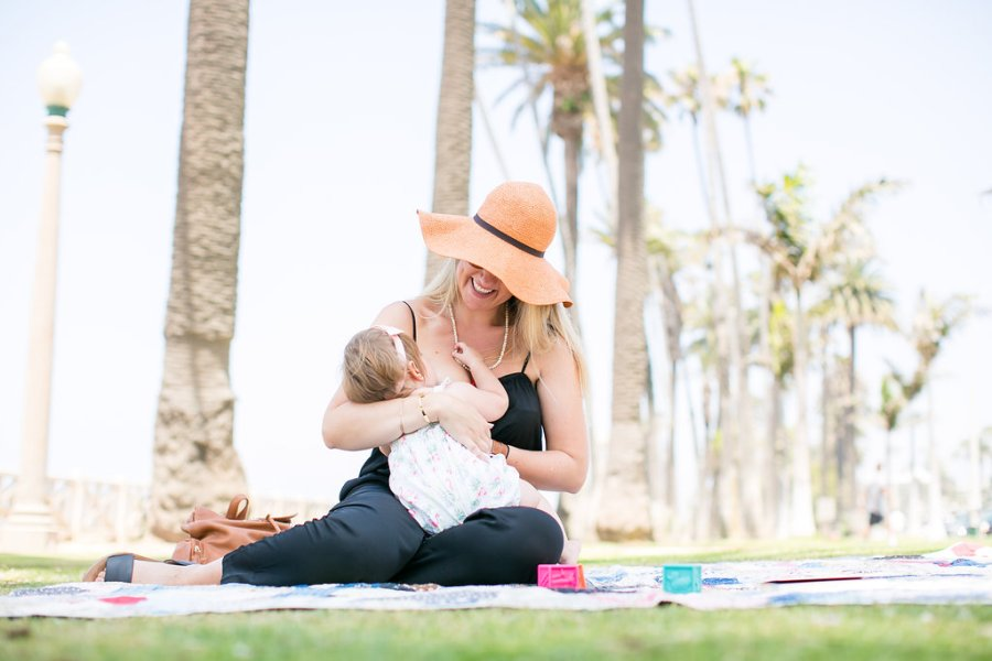 Motivation to Keep Breastfeeding Even When It Sucks  |  The Organic Beauty Blog