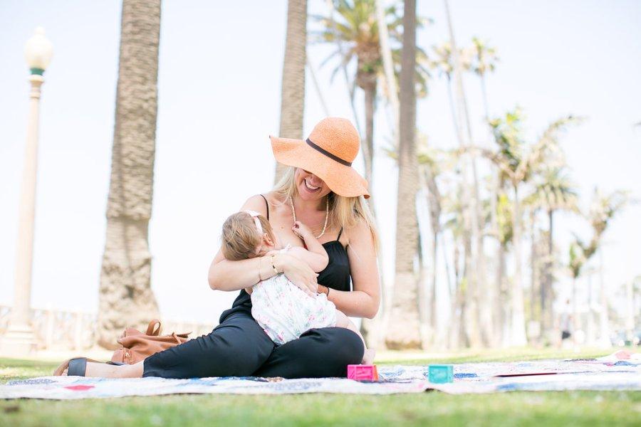 Motivation to Keep Breastfeeding Even When It Sucks  |  The Organic Beauty Blog