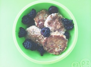 Flourless Banana Pancakes | The Organic Beauty Blog