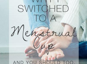 Why I Switched to a Menstrual Cup | The Organic Beauty Blog