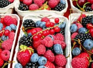 3 Berry Recipes | The Organic Beauty Blog