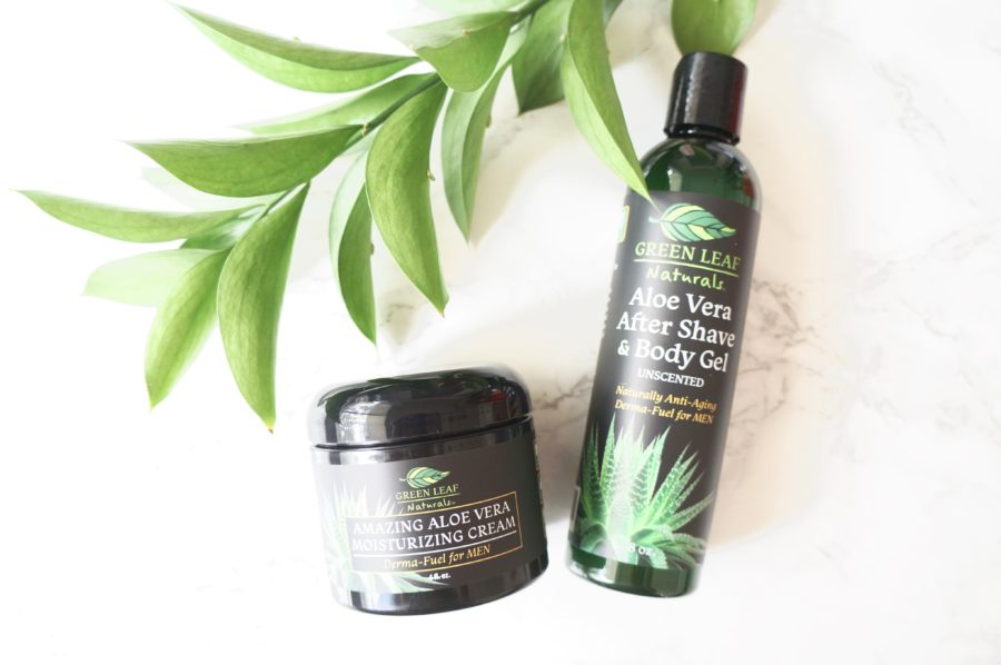 Green Leaf Naturals Skincare for Men