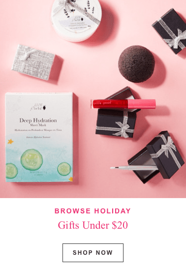 100% Pure Holiday Gifts