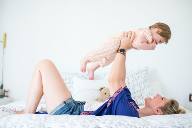 Lose Weight While Breastfeeding