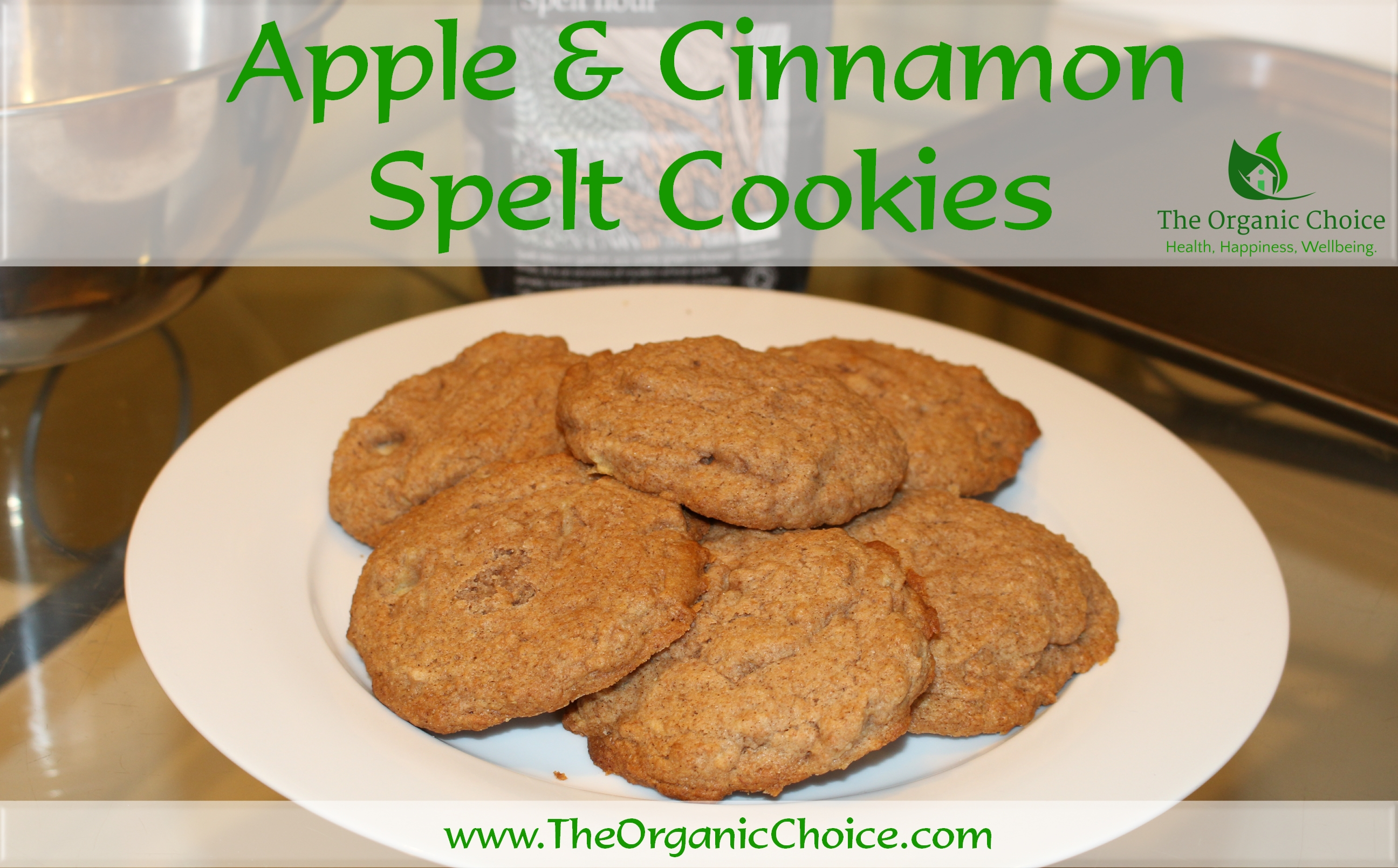 how to make apple cinnamon cookies Directions: preheat oven to 350°f grease a baking sheet combine ingredients  blend well drop by teaspoon on baking sheet bake 10 – 12.