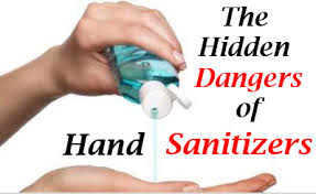 Dangers Of Hand Sanitizer