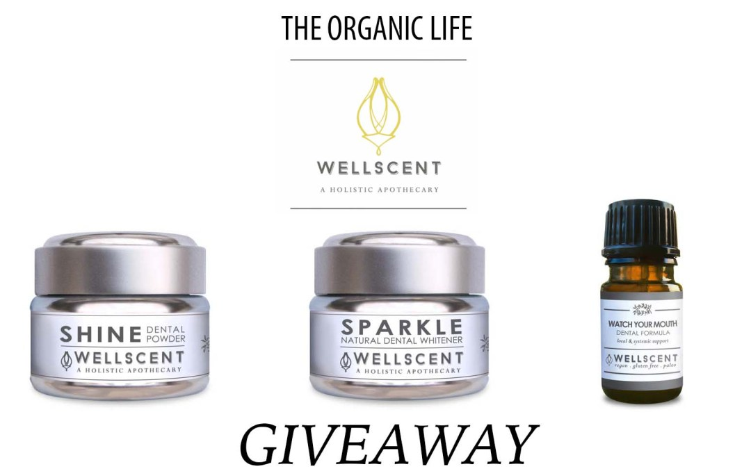 Well Scent Apothecary Dental Review + Giveaway