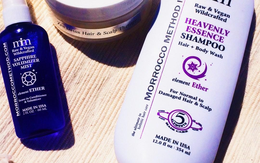 The Morrocco Method Haircare Ritual