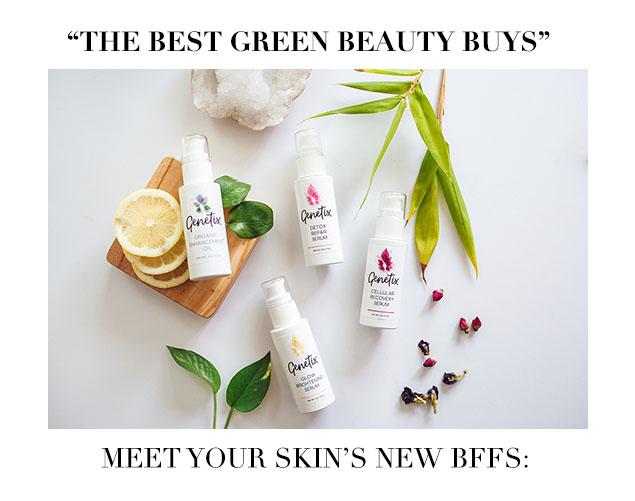 Meet Your Skin's New BFFs: