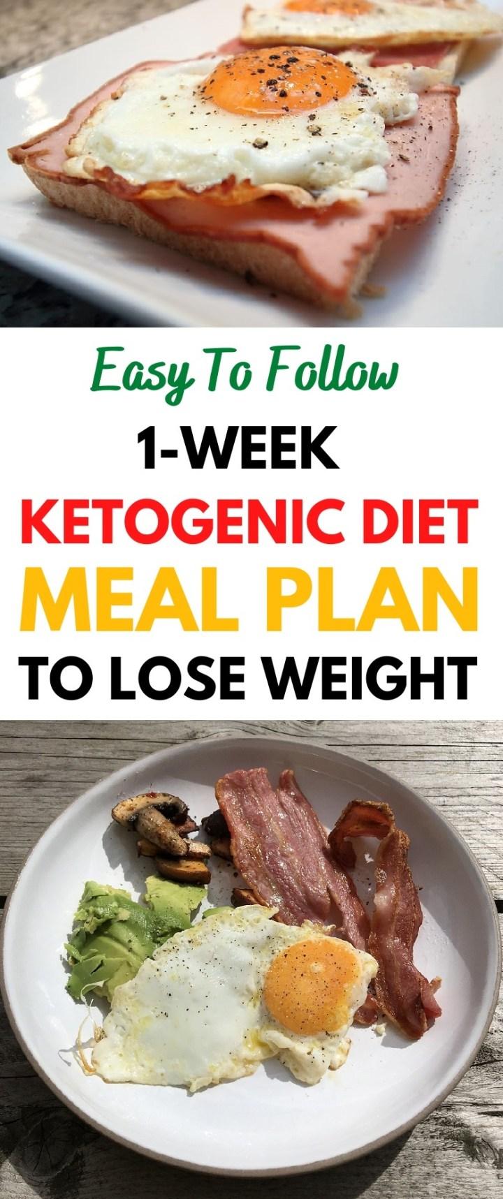 keto diet meal plan