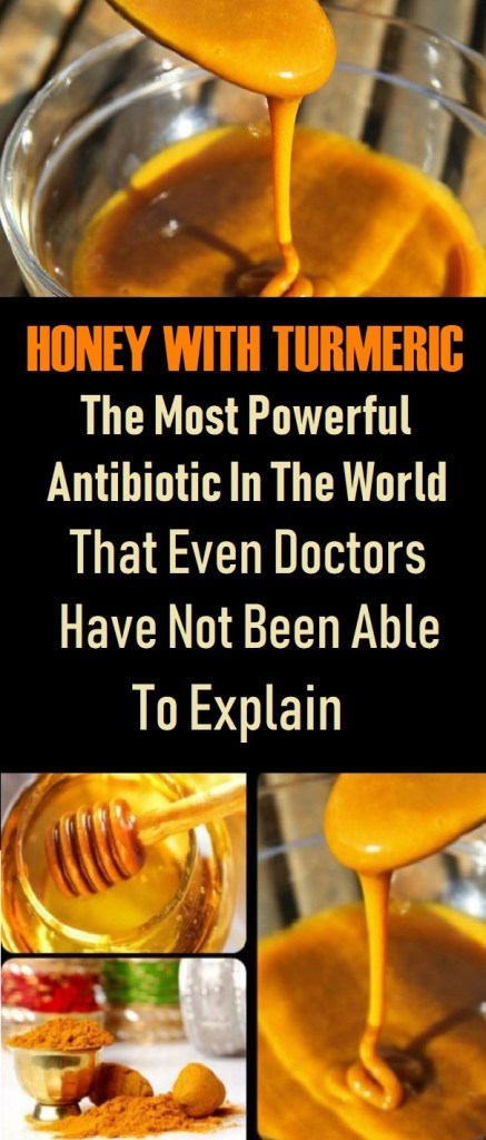 turmeric and honey drink benefits