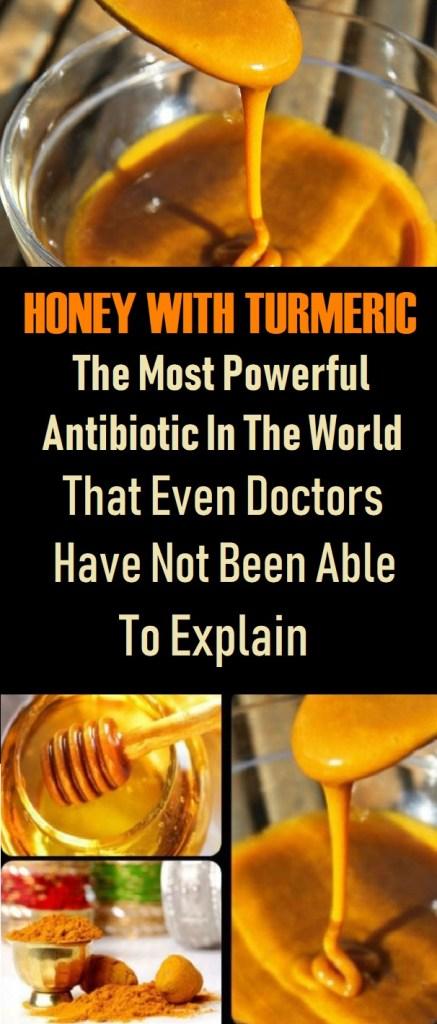 turmeric and honey drink benefits