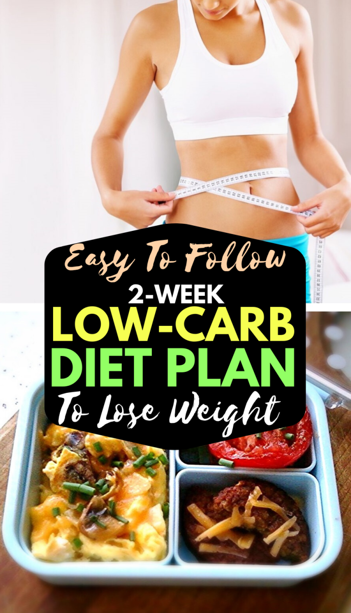 low-carb diet plan weightloss