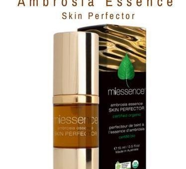 Miessence Certified Organic Beauty Products: Introducing the Amazing Ambrosia Essence with 9 Anti-Aging Oils