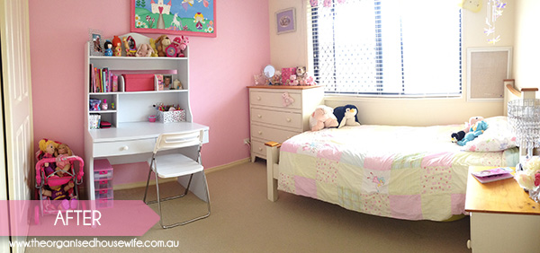 I Wish I Never Bought Desks For My Kids Bedrooms The Organised Housewife