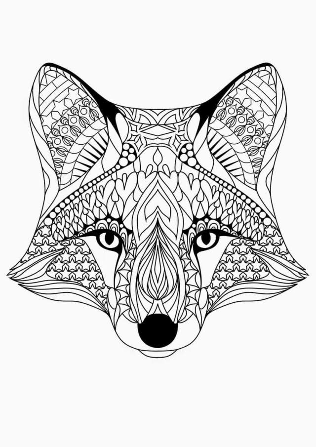 23+ Free Adult Colouring Pages - The Organised Housewife