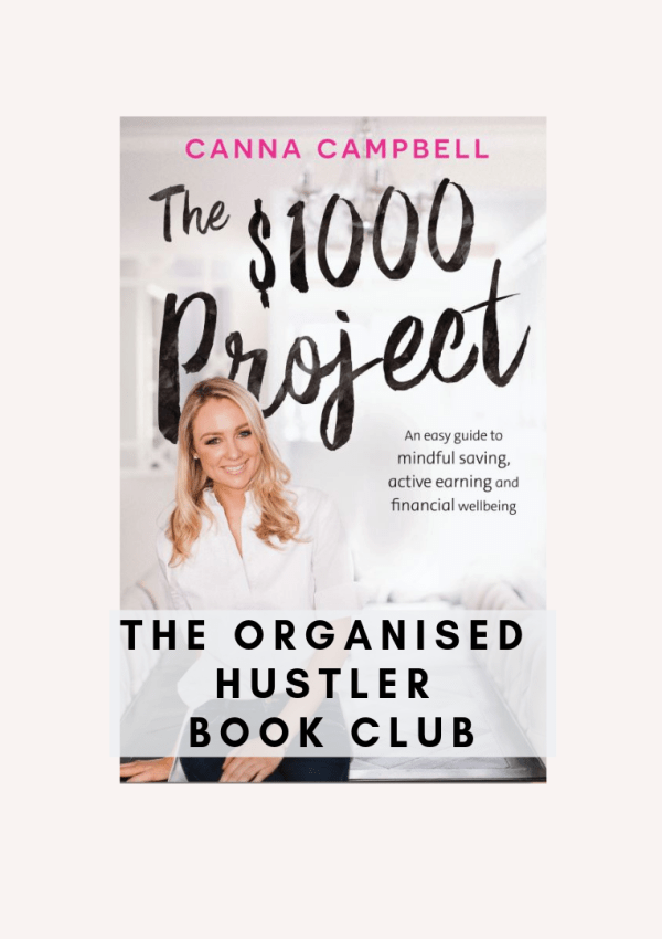 The OH Book Club – The $1000 Project