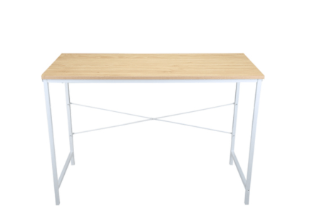 KMART scandi desk in light