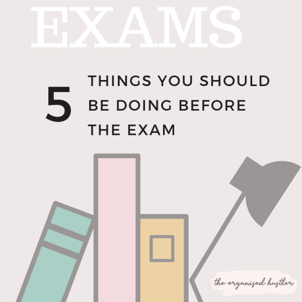 Don't go into the CPA exam without doing these 5 things
