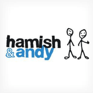 Hamish and Andy Podcast