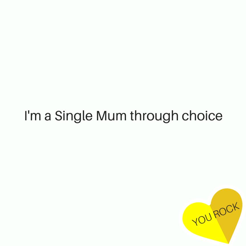 Danni's Story: I am a Single Mum Through Choice (by Danni Dutton)