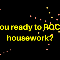 Are You Ready To Rock The Housework?