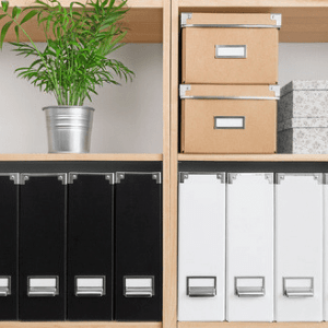 Paper Organization Corral Paper Clutter