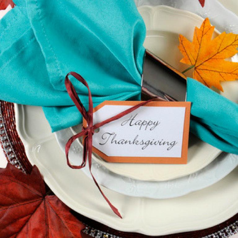 Kitchen Organization Thanksgiving
