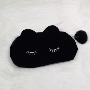 Posh Lashes Pencil Pouch