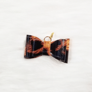 Leopard Bow Planner Charm