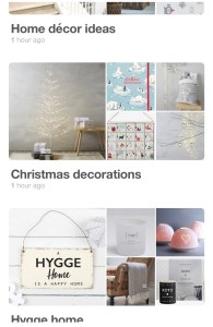 The Organizer UK Pinterest page