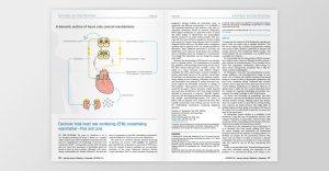 medical illustration for publications