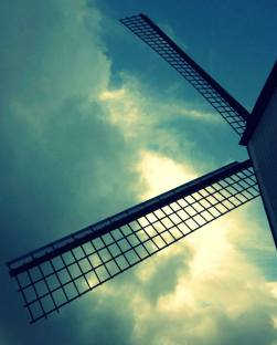 Bruges - Windmill