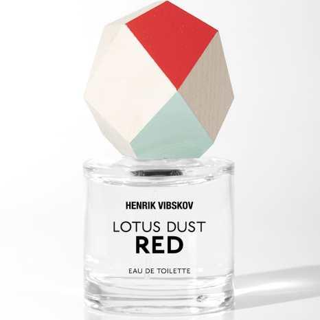 Henrik Vibskov_Lotus Dust Red_Bottle